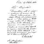 Giuseppe Garibaldi e l'ordine di abbandonare Calvi