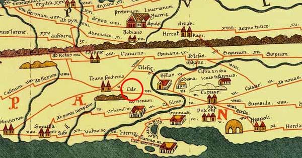Greciano: Vescovo di Calvi