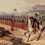 Il rafforzamento delle truppe borboniche a Calvi