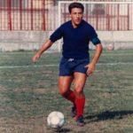 Il calciatore Nicandro Della Vedova
