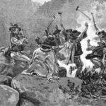 L'assalto dei briganti alla GN di Riardo