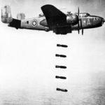 Il bombardamento aereo a Zuni