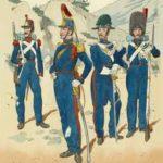 Il riposizionamento delle truppe napoletane