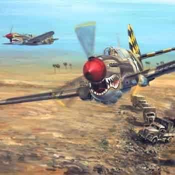 Il duello aereo
