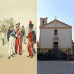 I sette soldati borbonici sepolti nella chiesa di Zuni