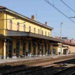 La stazione ferroviaria di Calvi Risorta